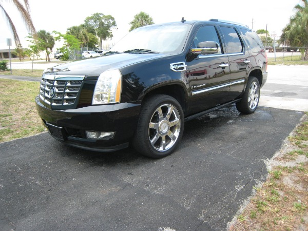 Used 2009 Cadillac Escalade Hybrid  | Miami, FL n8