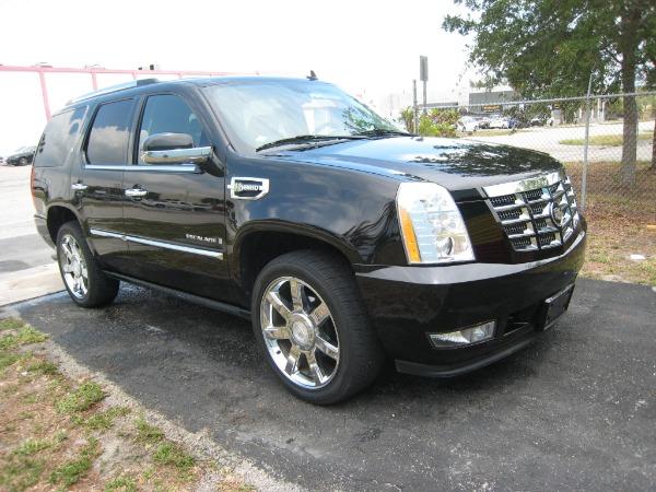 Used 2009 Cadillac Escalade Hybrid  | Miami, FL n9