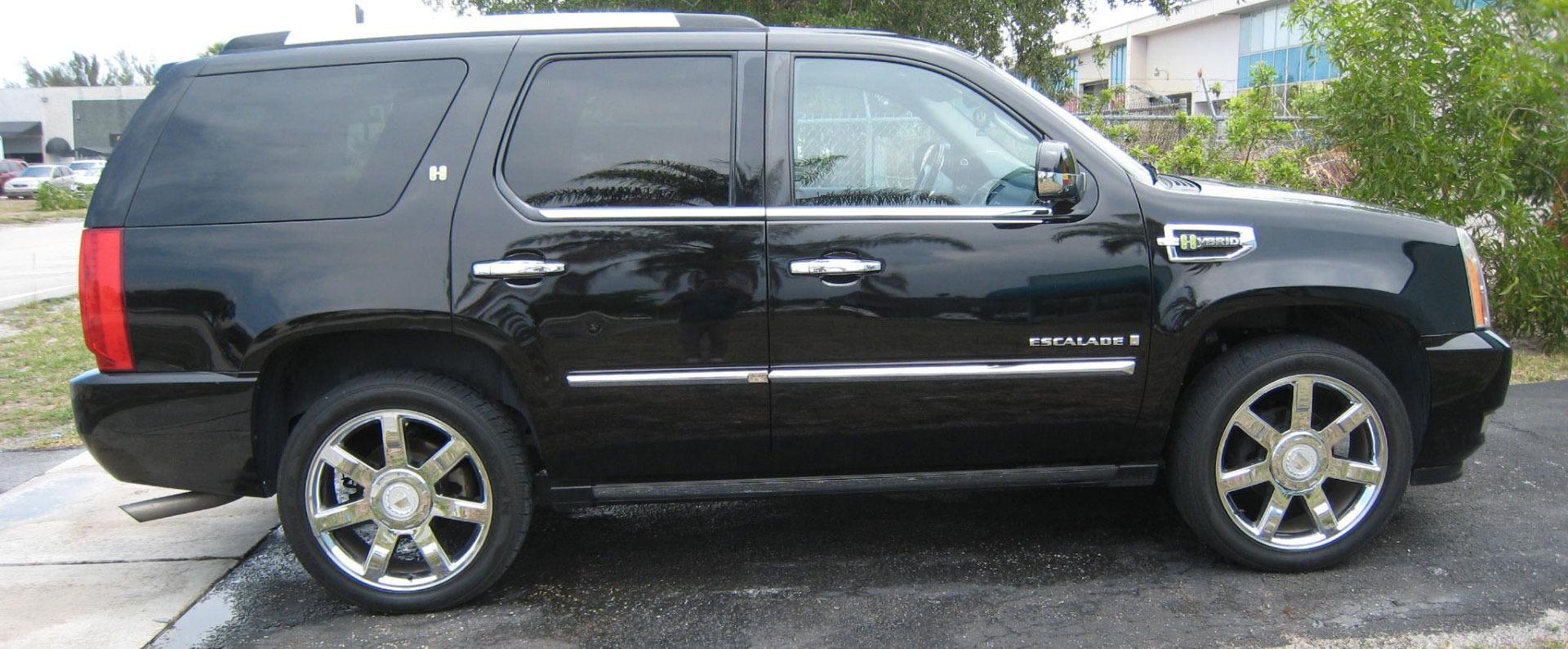 Used 2009 Cadillac Escalade Hybrid  | Miami, FL
