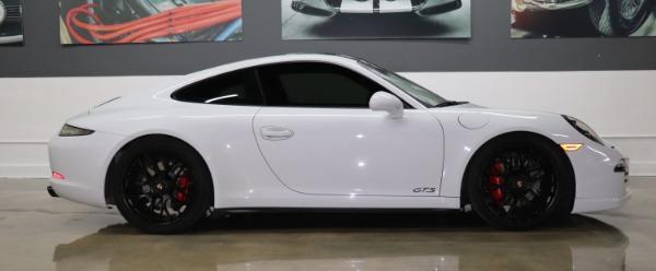 2015 Porsche 911 GTS Carrera GTS
