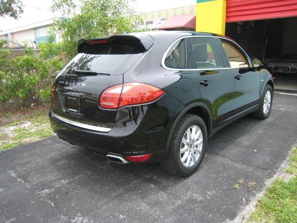 Used 2014 Porsche Cayenne Diesel | Miami, FL n10