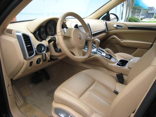 Used 2014 Porsche Cayenne Diesel | Miami, FL n12