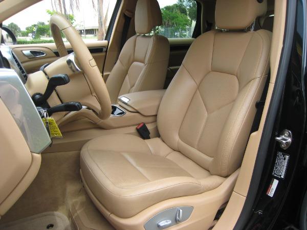 Used 2014 Porsche Cayenne Diesel | Miami, FL n18