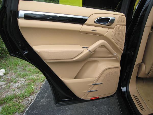 Used 2014 Porsche Cayenne Diesel | Miami, FL n29
