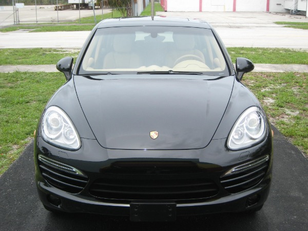 Used 2014 Porsche Cayenne Diesel | Miami, FL n3