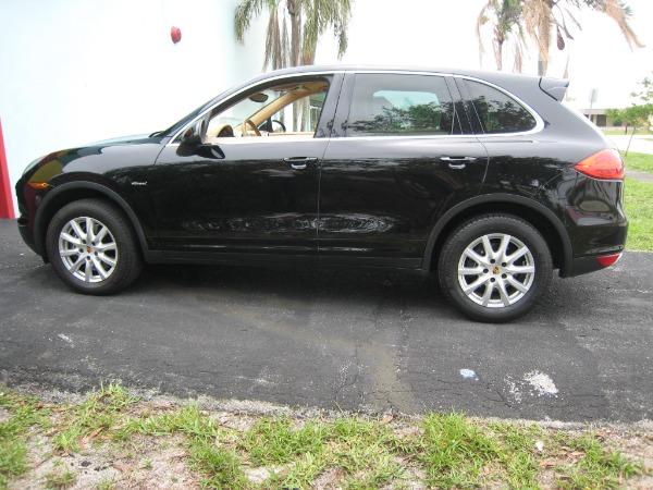 Used 2014 Porsche Cayenne Diesel | Miami, FL n4