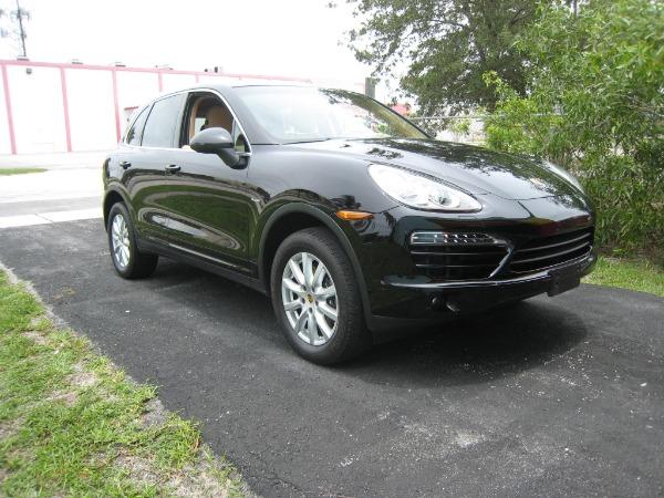 Used 2014 Porsche Cayenne Diesel | Miami, FL n5