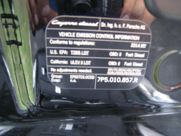 Used 2014 Porsche Cayenne Diesel | Miami, FL n51