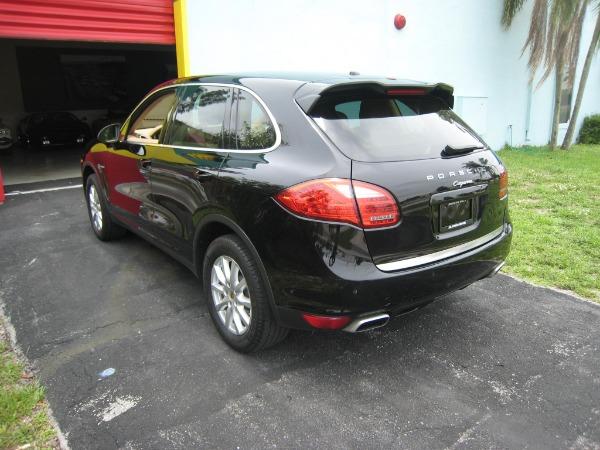 Used 2014 Porsche Cayenne Diesel | Miami, FL n52