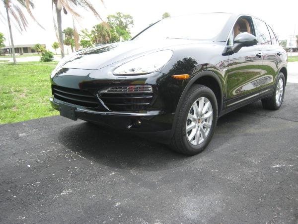 Used 2014 Porsche Cayenne Diesel | Miami, FL n53