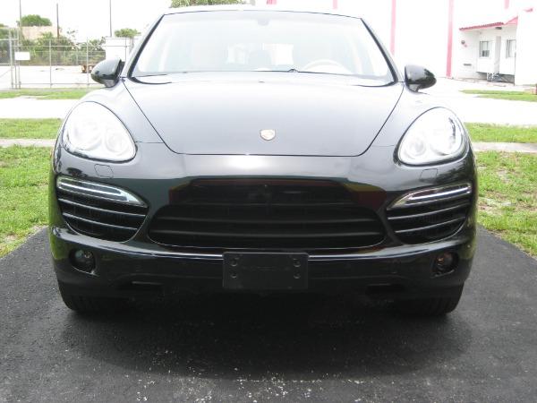 Used 2014 Porsche Cayenne Diesel | Miami, FL n6