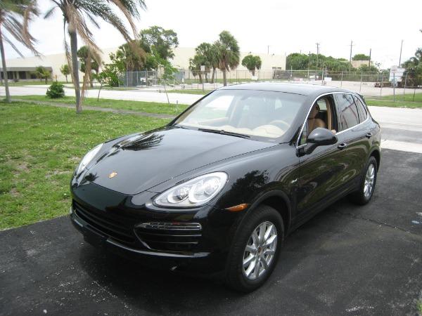 Used 2014 Porsche Cayenne Diesel | Miami, FL n7