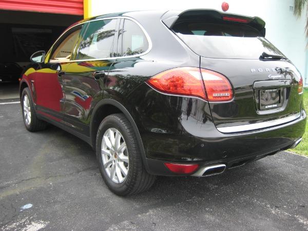 Used 2014 Porsche Cayenne Diesel | Miami, FL n8