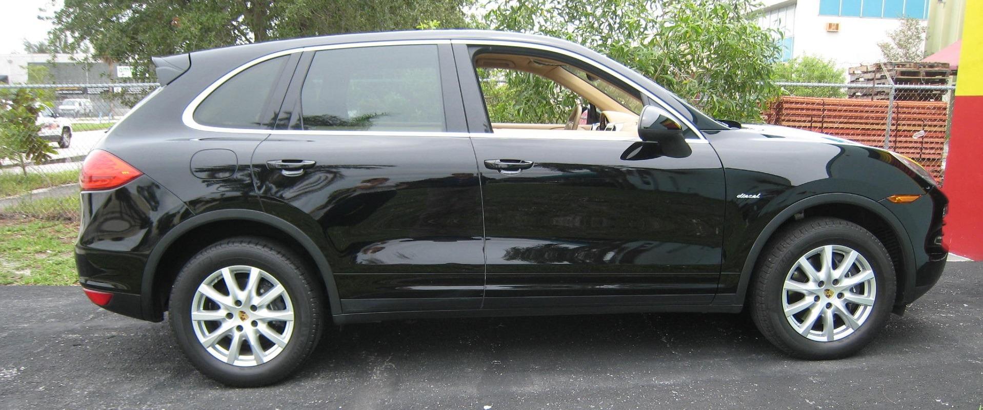 Used 2014 Porsche Cayenne Diesel | Miami, FL