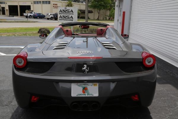 Used 2014 Ferrari 458 Spider  | Miami, FL n12