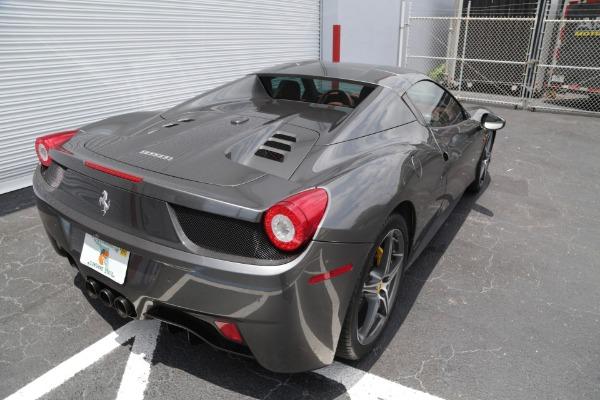Used 2014 Ferrari 458 Spider  | Miami, FL n14