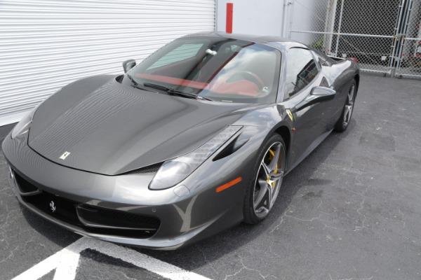 Used 2014 Ferrari 458 Spider  | Miami, FL n16