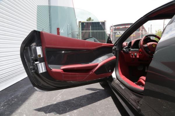 Used 2014 Ferrari 458 Spider  | Miami, FL n23