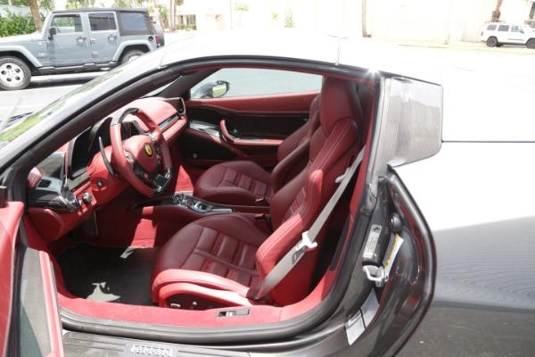 Used 2014 Ferrari 458 Spider  | Miami, FL n24