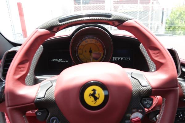 Used 2014 Ferrari 458 Spider  | Miami, FL n28
