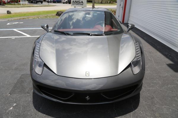 Used 2014 Ferrari 458 Spider  | Miami, FL n3