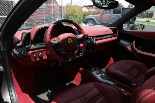 Used 2014 Ferrari 458 Spider  | Miami, FL n32