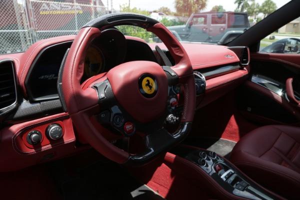 Used 2014 Ferrari 458 Spider  | Miami, FL n33