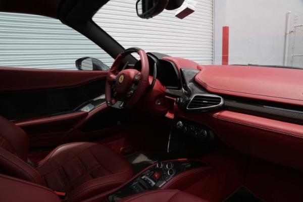 Used 2014 Ferrari 458 Spider  | Miami, FL n37