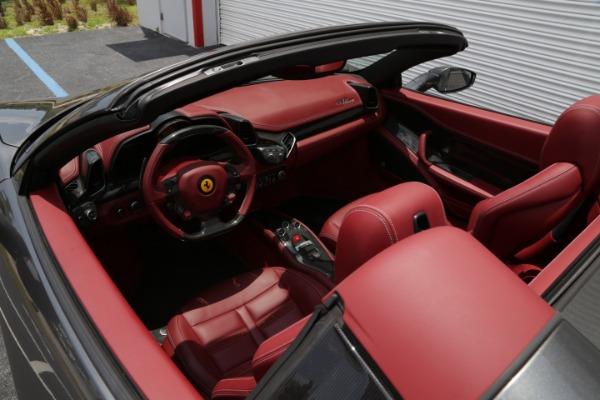 Used 2014 Ferrari 458 Spider  | Miami, FL n38