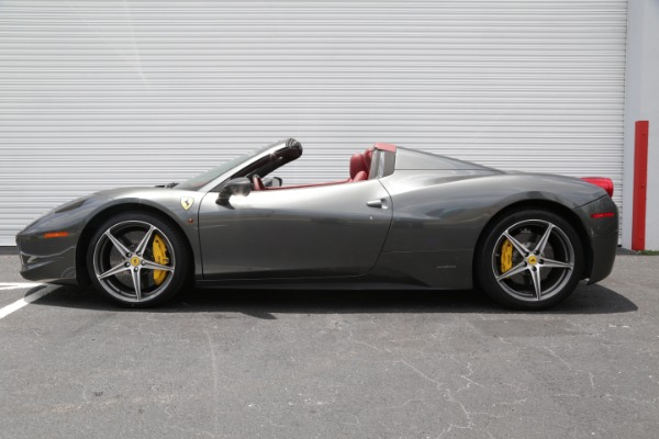 Used 2014 Ferrari 458 Spider  | Miami, FL n4