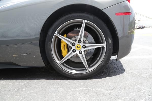 Used 2014 Ferrari 458 Spider  | Miami, FL n46