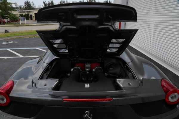 Used 2014 Ferrari 458 Spider  | Miami, FL n50