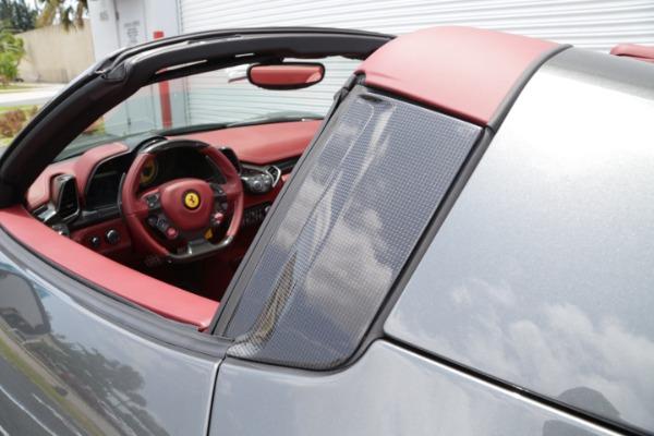 Used 2014 Ferrari 458 Spider  | Miami, FL n59