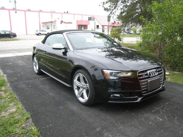 Used 2013 Audi S5 3.0T quattro Prestige | Miami, FL n2