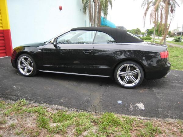 Used 2013 Audi S5 3.0T quattro Prestige | Miami, FL n24