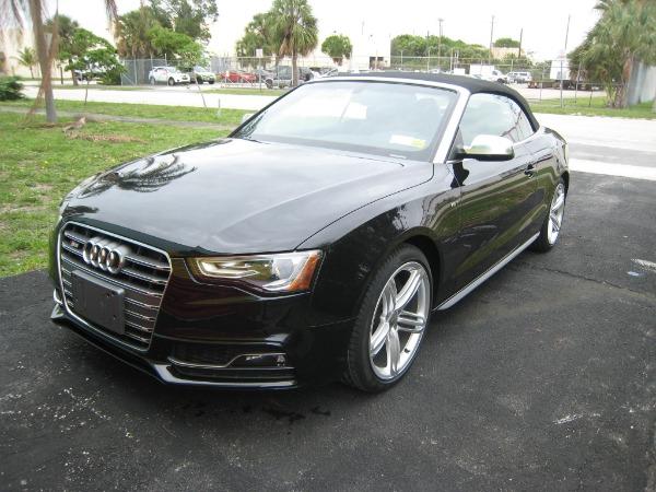 Used 2013 Audi S5 3.0T quattro Prestige | Miami, FL n4