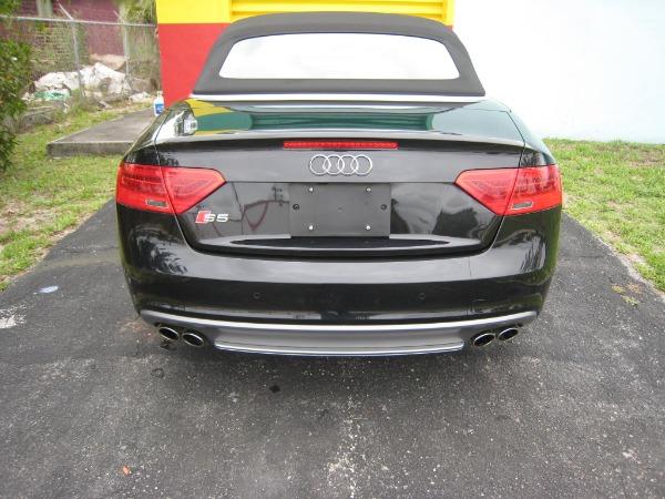 Used 2013 Audi S5 3.0T quattro Prestige | Miami, FL n6