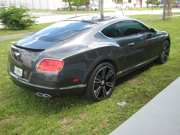 Used 2013 Bentley Continental GT V8 Mulliner Edit. | Miami, FL n10