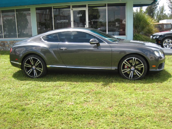 Used 2013 Bentley Continental GT V8 Mulliner Edit. | Miami, FL n12