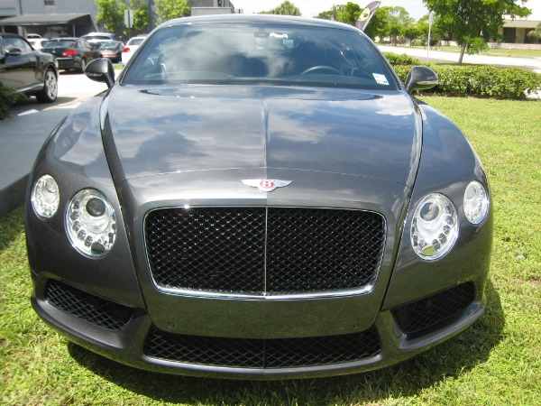 Used 2013 Bentley Continental GT V8 Mulliner Edit. | Miami, FL n3
