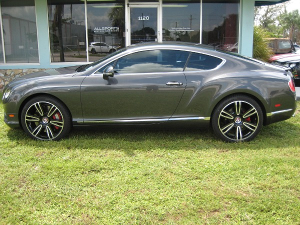 Used 2013 Bentley Continental GT V8 Mulliner Edit. | Miami, FL n4