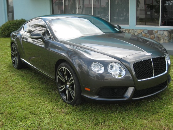 Used 2013 Bentley Continental GT V8 Mulliner Edit. | Miami, FL n5