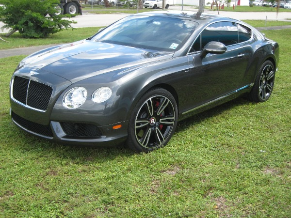 Used 2013 Bentley Continental GT V8 Mulliner Edit. | Miami, FL n7