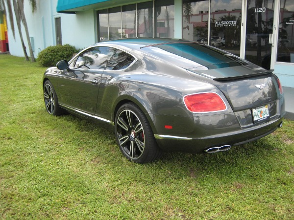 Used 2013 Bentley Continental GT V8 Mulliner Edit. | Miami, FL n8