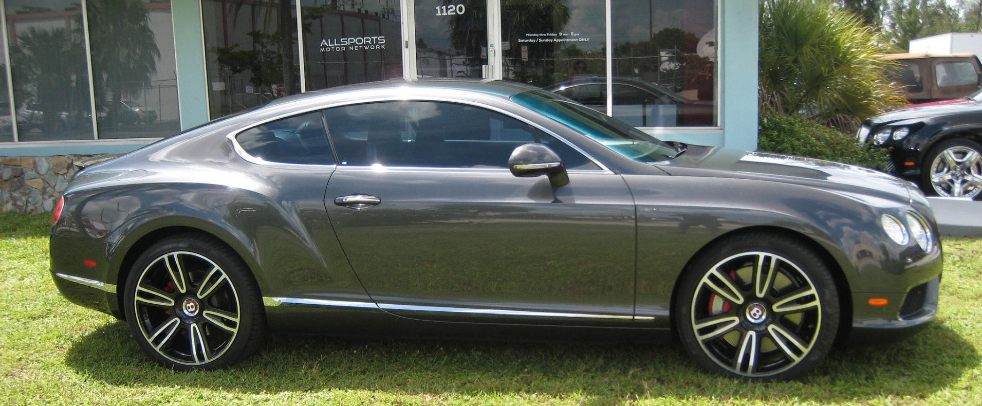 Used 2013 Bentley Continental GT V8 Mulliner Edit. | Miami, FL