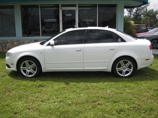 Used 2008 Audi A4 2.0T Special Ed. | Miami, FL n12