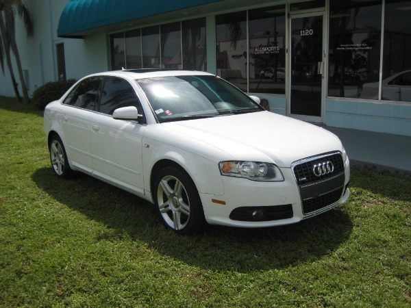 Used 2008 Audi A4 2.0T Special Ed. | Miami, FL n2