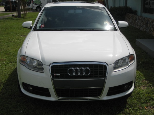 Used 2008 Audi A4 2.0T Special Ed. | Miami, FL n3