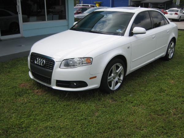 Used 2008 Audi A4 2.0T Special Ed. | Miami, FL n4