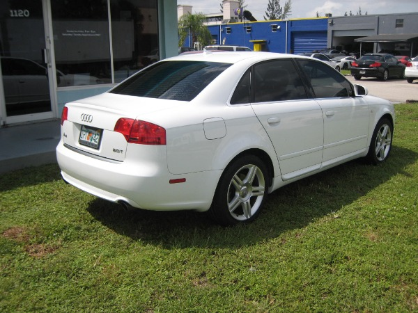Used 2008 Audi A4 2.0T Special Ed. | Miami, FL n5